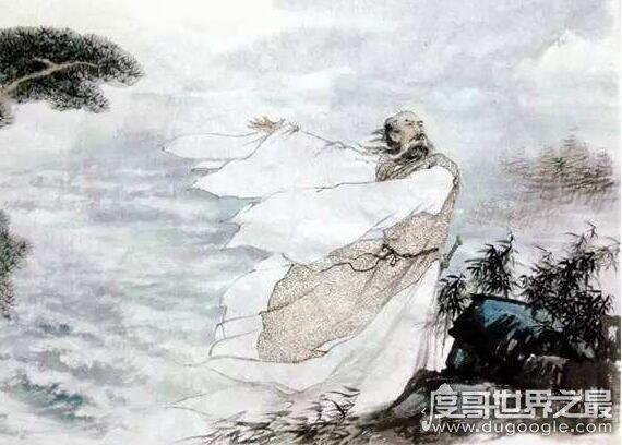 屈原跳的是什么江在哪里,屈原投江的故事(位于湖南汨罗江)