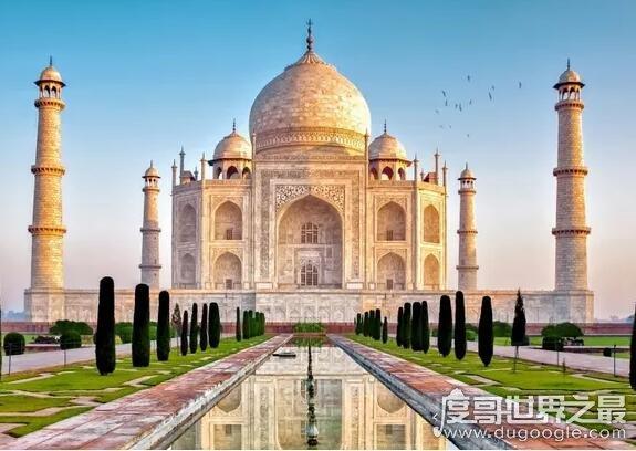 泰姬陵是哪个国家的_举世闻名的泰姬陵在哪个国家,是印度最知名的古迹之一 — 度哥 ...