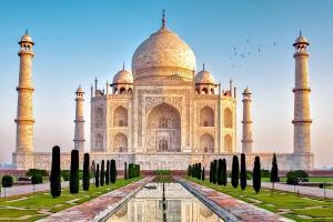 举世闻名的泰姬陵在哪个国家,是印度最知名的古迹之一