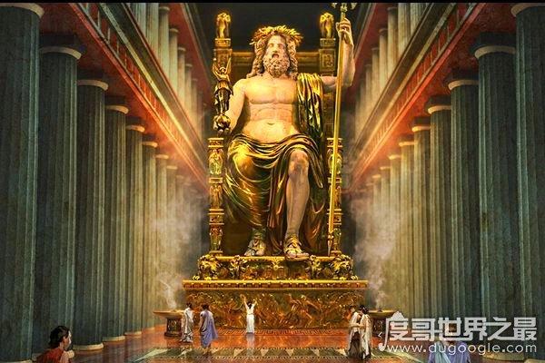世界八大奇迹最新排名,现仅存胡夫金字塔与秦陵兵马俑