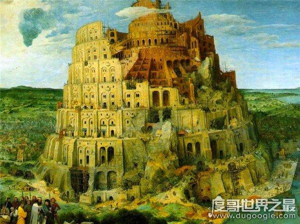 世界八大奇跡最新排名,現僅存胡夫金字塔與秦陵兵馬俑