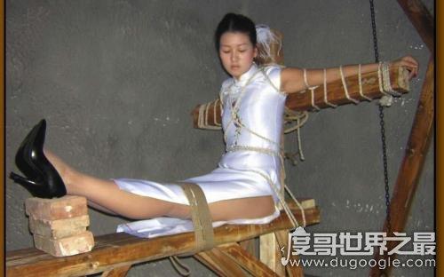 古代五大最恐怖的女刑具,木驴专门摧残女性下体(惨无人道)