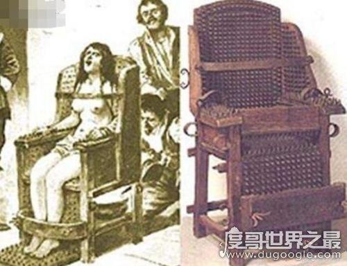 古代五大最恐怖的女刑具,木驢專門摧殘女性下體(慘無人道)
