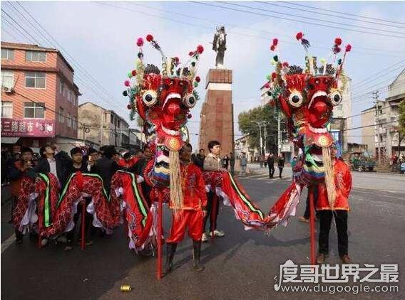 龙灯之乡是说的哪个地方,湖北孝感杨店镇、重庆的铜梁