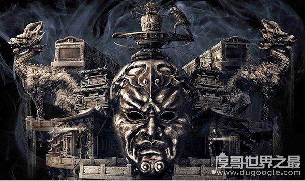 《盗墓笔记》铁面生的真实身份,疑是吴邪的老祖宗(曾窥探到终极)