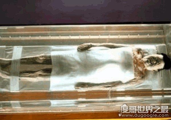 马王堆汉墓女尸,美国曾用航天技术来换女尸一根头发