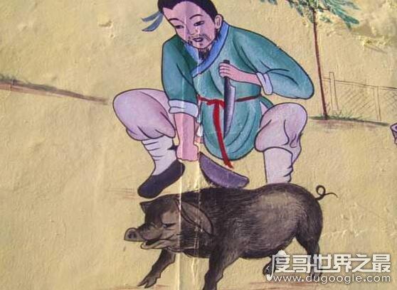 曾子杀猪的故事,曾子用实际行动来教育孩子要言而有信