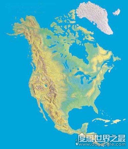 海岸线最长的国家排名前十,最长的是加拿大(约为20多万千米)