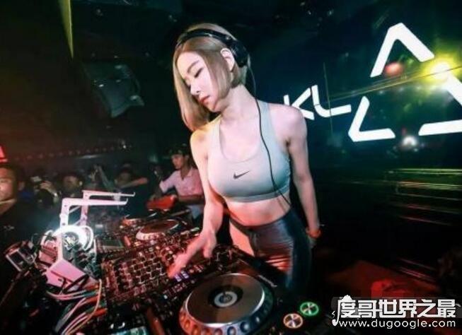 世界最美女dj,韩国dj soda黄素熙美得不可方物(身材更是火辣)