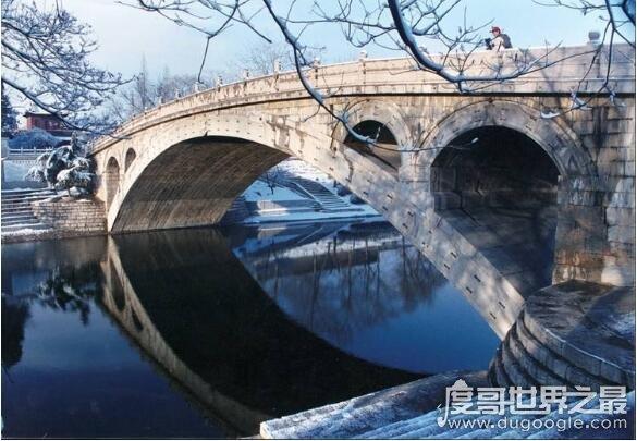 赵州桥建于哪个朝代,乃隋朝匠师李春建造而成