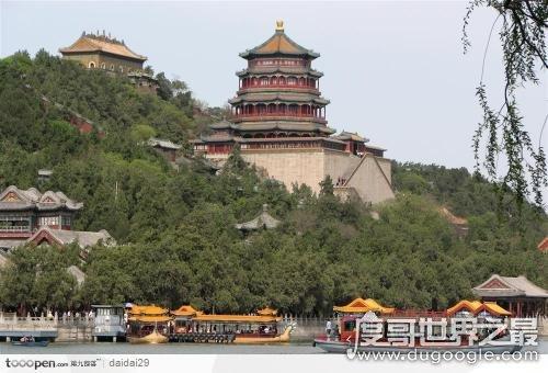 中国四大名园有那些,颐和园是现存最完整的皇家园林(留园最小)