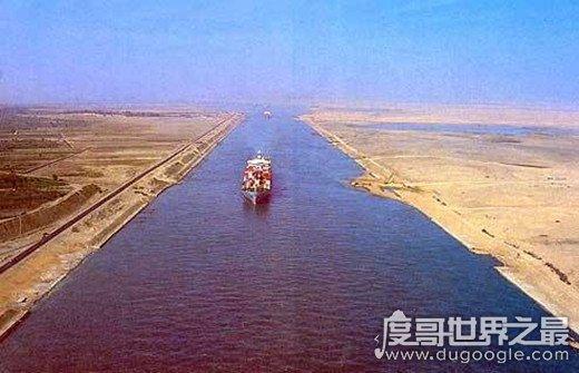 世界上最长的运河是哪一条,京杭大运河全长1794千米