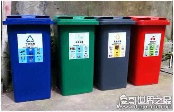 一次性纸杯属于哪类垃圾,用过有残渣的属于其他垃圾