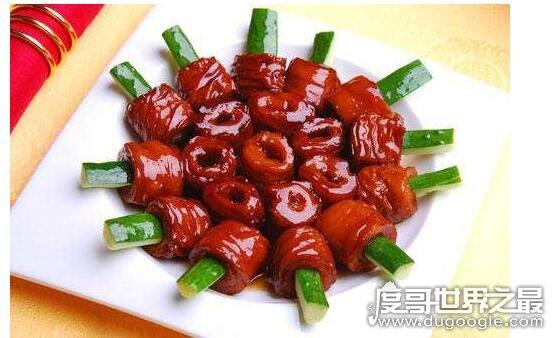 鲁菜代表菜盘点,最出名的是糖醋鲤鱼(不仅味道好还寓意好)