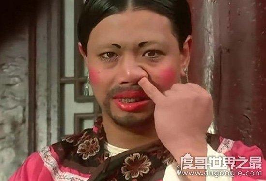 世界上最丑的男人盘点,Godfrey结婚2次有8个孩子(妻子貌美如花)