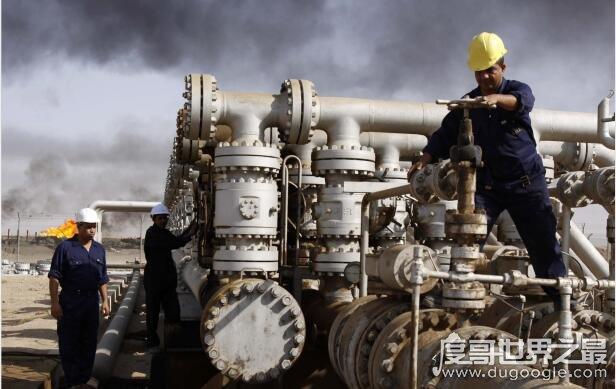 世界上石油最多的國家盤點,委內瑞拉排名第一(儲存量高達2960億桶)