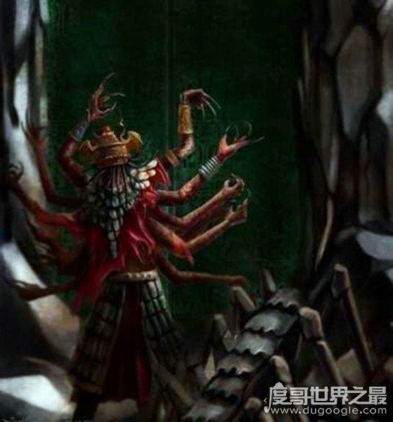 《盗墓笔记》中的万奴王是不是人,地底爬出的怪物(伏羲后裔)