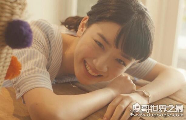 新生代日本宅男女神,永野芽郁(20歲的她宛若人間仙女美到哭)