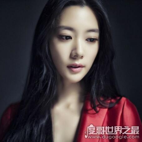 亚洲第一美女,韩国女星李成敏(公认的全球第二最美女星)