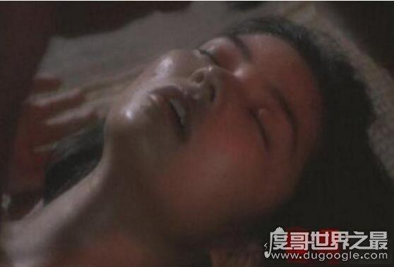 港星植敬雯大尺度电影推荐,《聊斋艳谭之五通神》最经典