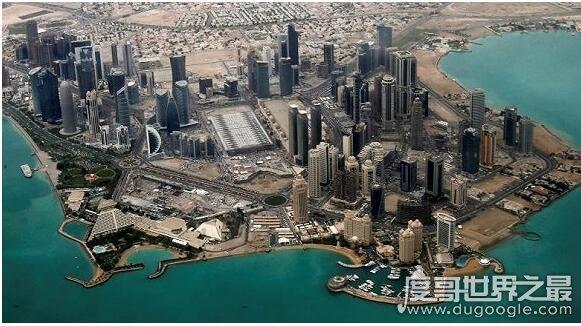 亚洲最有钱的国家,卡塔尔人极为富有(人均GDP高达69026美元)