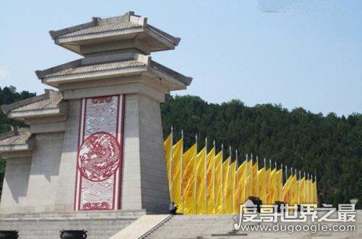 中国古墓最多的省份是那个,陕西省已发现八百多座(十三朝古都)