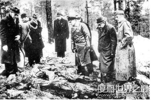 电影卡廷惨案真实历史故事,1940年苏联屠杀2.1万名波兰人