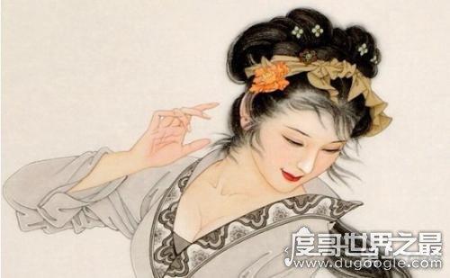 沉鱼落雁闭月羞花指的是谁,沉鱼是指貂蝉(中国古代四大美女)