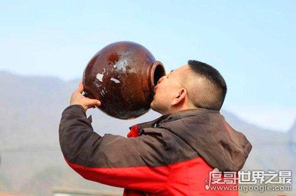 中国最能喝酒的省份,民风彪悍的内蒙古才排第二