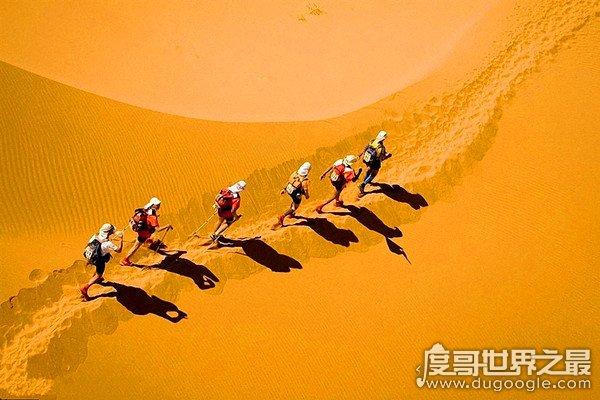 中国最大的沙漠排名,第一为塔克拉玛干沙漠(33.76万平方千米)