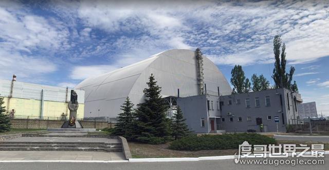 世界上最危险的建筑,切尔诺贝利石棺(为防止核泄漏而建成)