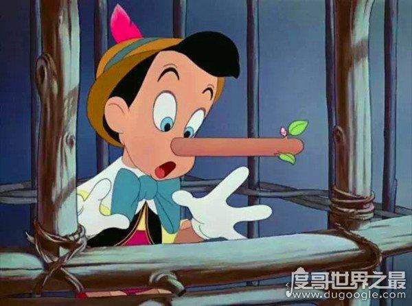 世界上鼻子最长的人,奥利·布莱恩(18世纪贵族/鼻长14厘米)