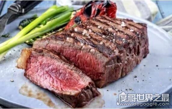 到底牛排几分熟好吃,不同生熟牛排的口感和味道介绍