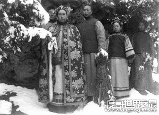慈禧是谁的老婆,咸丰帝的妃子/同治帝生母(被称为无冕女皇)