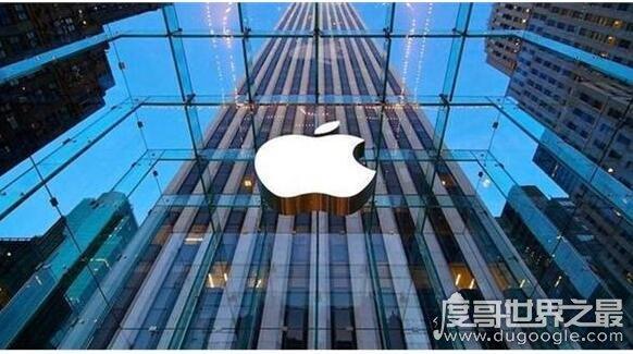 2019全球市值最高的公司排名,苹果公司以11000亿美元位列榜首