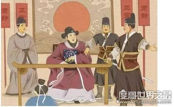 洪武四大案,分别是胡惟庸案、空印案、郭桓案、蓝玉案(血流成河)