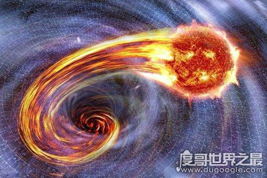 黑洞吞噬的东西去哪了,霍金猜测可能去了另一个平行宇宙