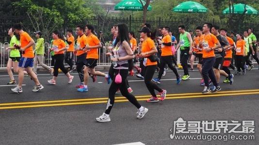 马拉松多少公里,全长42.195公里(为纪念菲迪皮茨而设立)
