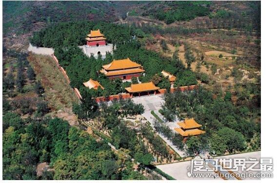 北京的名胜古迹有哪些,盘点去北京旅游必去的五个名胜古迹