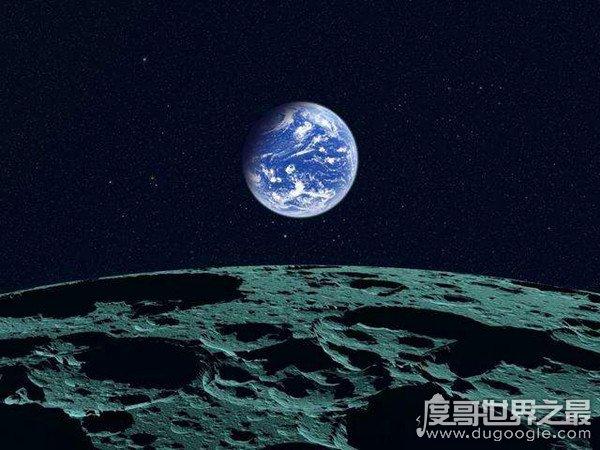 地球到月球的距离,前人用几何方程就能测出大概数据