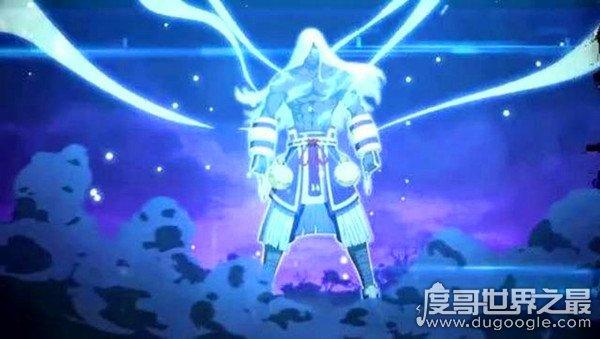《镇魂街》中的李轩辕是谁,女主夏玲的守护灵(挂壁般的存在)