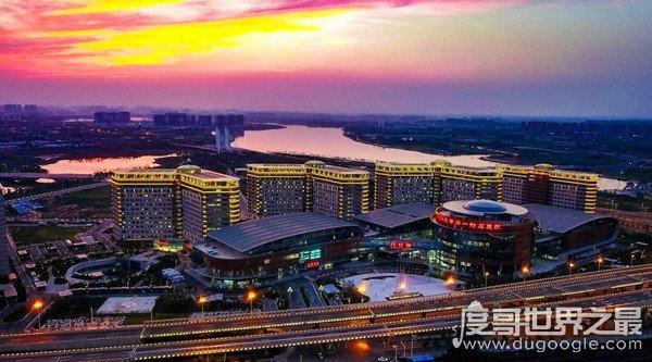 全球最大医院,郑州大学附属第一院(年收入破百亿元)