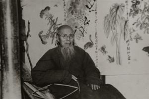 9.3亿最贵中国艺术品顺利成交,齐白石的《山水十二条屏》