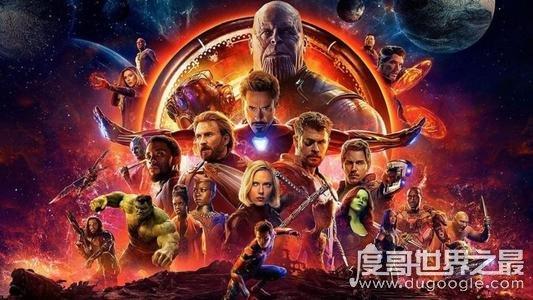 2019最新中國電影票房排行榜,《哪吒》41億排進前4(第一56億)