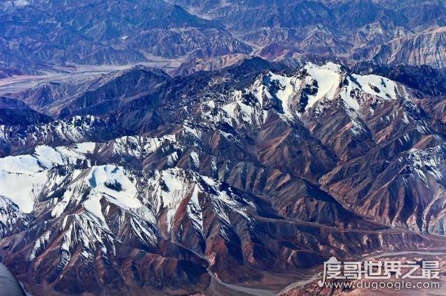 神秘的昆仑山在哪里,中国西北的帕米尔高原(被称为万山之祖)