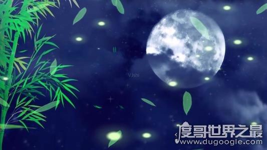 中国十大葫芦丝名曲,《月光下的凤尾竹》当之无愧第一