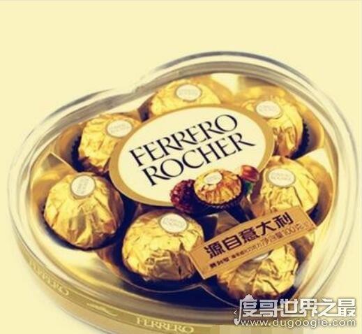 世界上最好吃的巧克力排名,全球最好吃的6款巧克力(吃了还想吃)