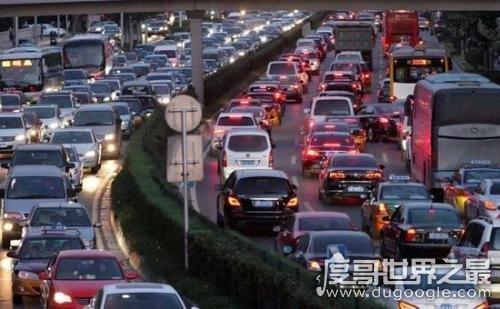 2019年中国十大堵城排行榜,重庆第一/北京第三(绝大数是北方城市)