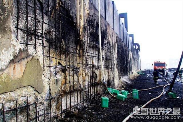 烈火英雄真实事件,大连新港7.16爆炸事件(真实事件比电影更震撼)