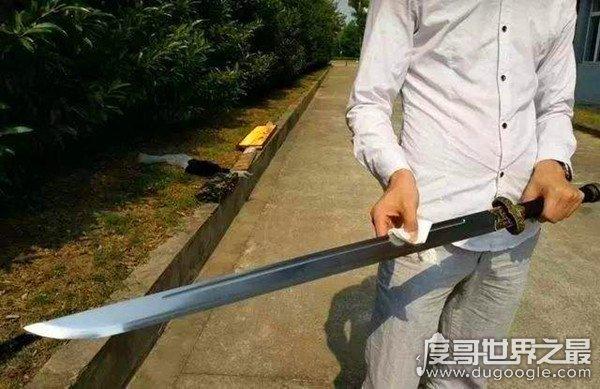 世界上最恐怖的刀,屠城黑金(整座城的儿童都死在这把刀下)